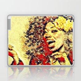 Ebony Joy Laptop & iPad Skin