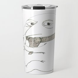 Cocktail Man Travel Mug