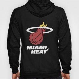 Nba Basketball Women's Heat volleyball T-Shirts Hoody