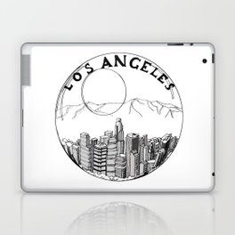 Los Angeles in a glass ball 2  ( https://society6.com/vickonskey/collection ) Laptop & iPad Skin