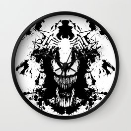 Never wound what you can't kill Wall Clock