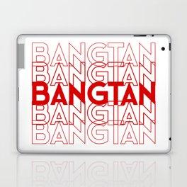 Bangtan/BTS Shirt Laptop & iPad Skin
