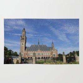 peace palace Rug
