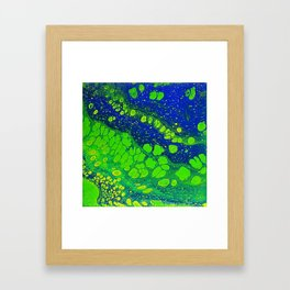 Lucky River Framed Art Print