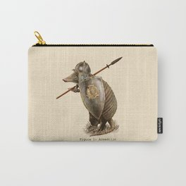 Armadillo (option) Carry-All Pouch