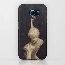 The Old Astronomer  iPhone Case