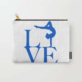 Gymnast Love Carry-All Pouch