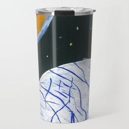 Europa and Io Travel Mug