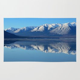 Turnagain Arm Mirror - Alaska Rug