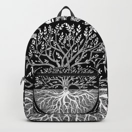Druid Tree of Life Backpack