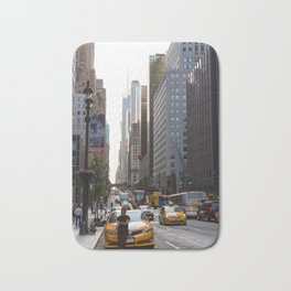 42nd Street, New York Bath Mat
