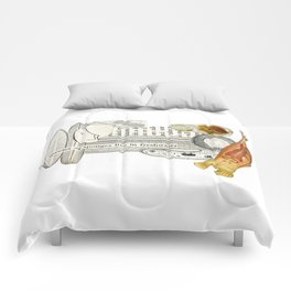 Sealife 1 Comforters