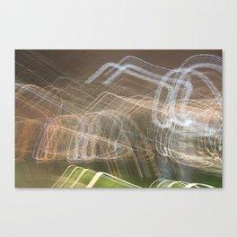 Bright Lights, Big City IV Canvas Print