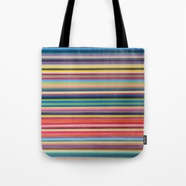 STRIPES 37 Tote Bag