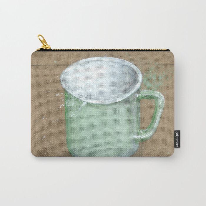 Melamine Mug » These are the things I use to define myself Carry-All Pouch
