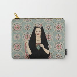 Frida & the Shisha Carry-All Pouch