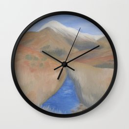 Refuge Wall Clock