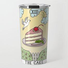 CAKE READING Travel Mug