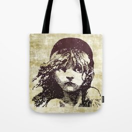 Les Miserables Girl Tote Bag