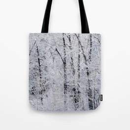Cottonwood Frost Tote Bag