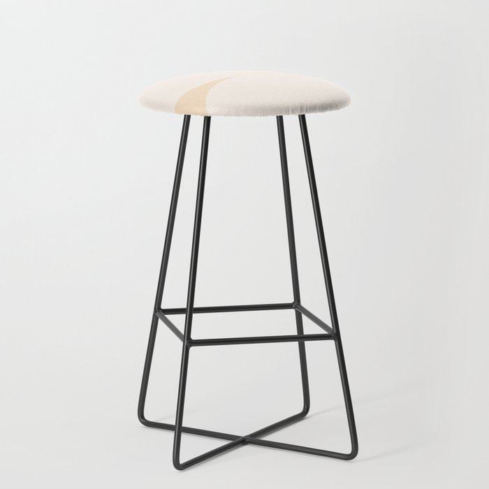 Abstract Geometric 01 Bar Stool