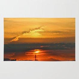 Sunset Horizon Rug