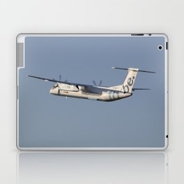 FlyBE Departure from Hannover (HAJ), Germany Laptop & iPad Skin