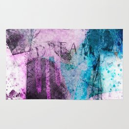 Watercolor Dream Rug
