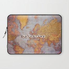 adventure map Laptop Sleeve