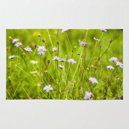 Flowery meadow Rug