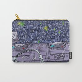 Old Skool DJ Carry-All Pouch