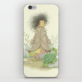 Momo iPhone Skin