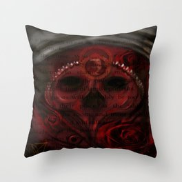 antiques.. Throw Pillow