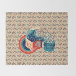 Slinky Throw Blanket