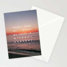 Spirit Lead Me Stationery Cards