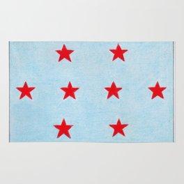 Union Mediterraneenne flag Rug