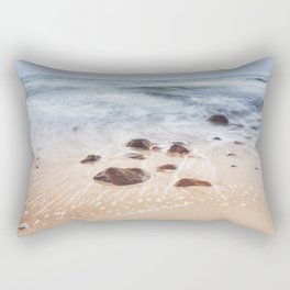 By the Shore - Landscape and Nature Photography Rectangular Pillow