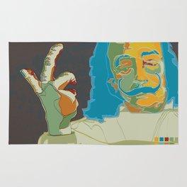 Salvador Dalí Rug