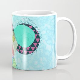 Cara Hexagonal Coffee Mug
