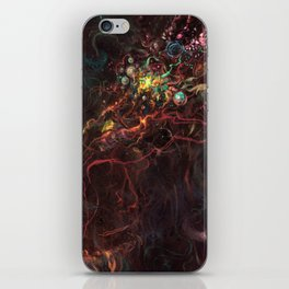 Star Eater Section II iPhone Skin