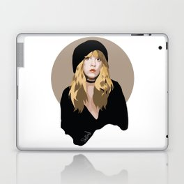 The Witch known as Sevie Nicks Laptop & iPad Skin