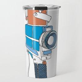 Camera Cine Camera Travel Mug