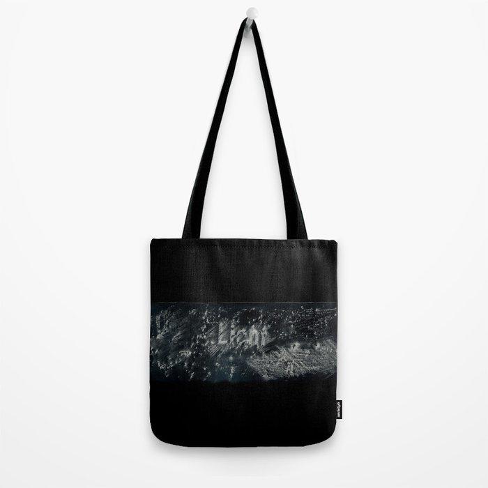 light no.1 Tote Bag