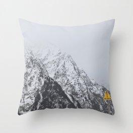 Ravin Throw Pillow