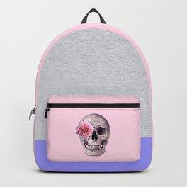 FLOWER SKULL Backpack