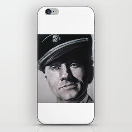 Mr. Waltz iPhone Skin