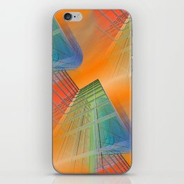 citylines -4- iPhone Skin