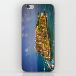 Fortress iPhone Skin