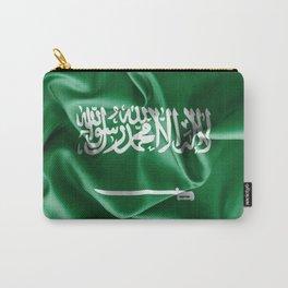 Saudi Arabia Flag Carry-All Pouch