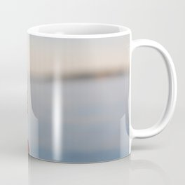 Tiger Lily by the Sea Coffee Mug